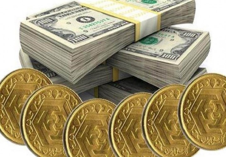 جهش قیمتی در بازار سکه و ارز/ قیمت سکه به ۵ میلیون تومان رسید