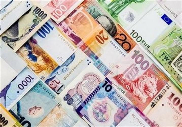 اعلام نرخ رسمی 47 ارز توسط بانک مرکزی برای روز جاری