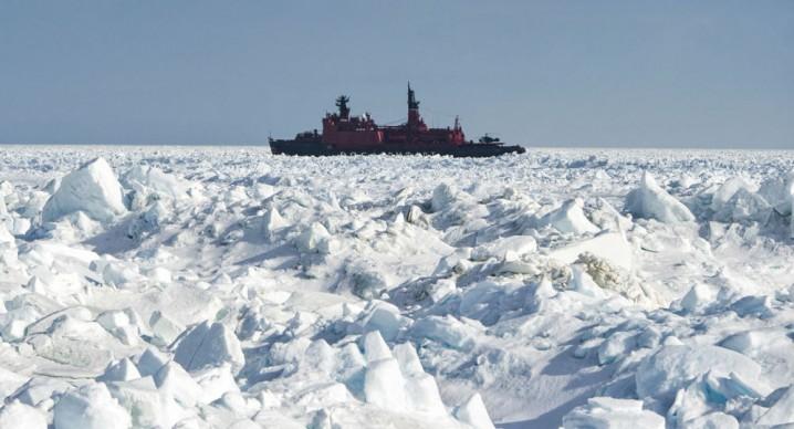 ساخت یک مجتمع پتروشیمی بزرگ در قطب شمال