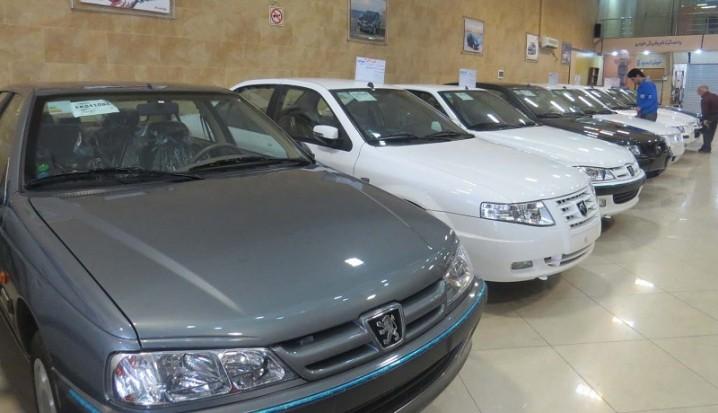 فروش فوری و اقساطی سه محصول از خانواده پژو ایران خودرو