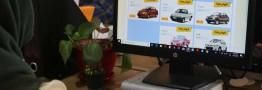 ساماندهی خریدهای اینترنتی خودرو با اختصاص کد کاربری و رمز عبور اختصاصی برای هر مشتری